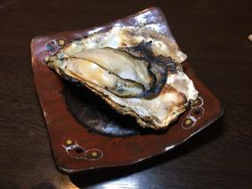 焼き牡蠣!