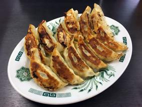 日高屋餃子